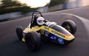 Faster, better, lighter – HyperWorks Helps Formula Student Team to Reach Top Ten