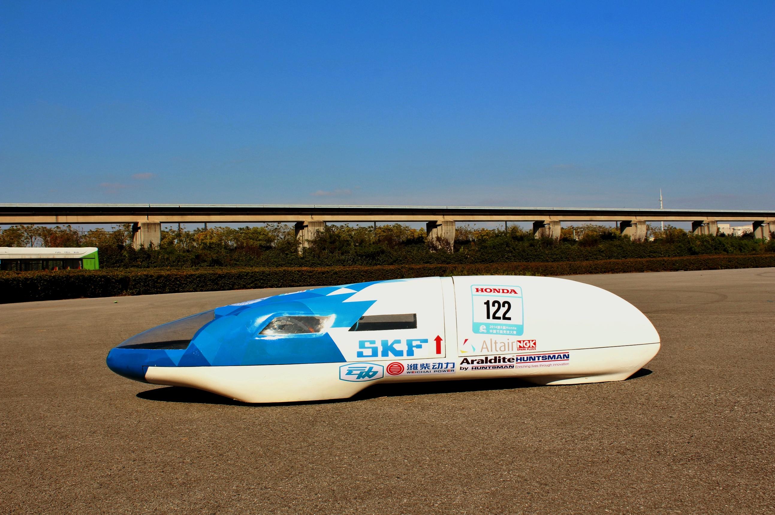 HyperWorks Meets the Challenge of Energy-saving Racing Vehicles
