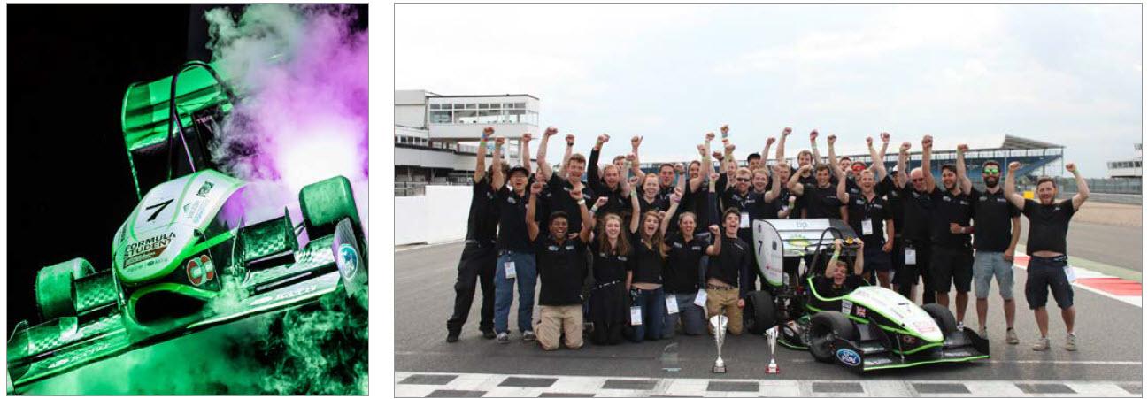 Team Bath Racing is Driving Innovation