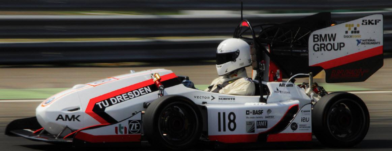 Elbflorace Electric Formula Student Team (Case Study)