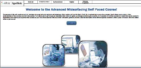 Advanced Midsurfacing
