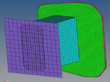Modeling and Analysis of Honeycomb Impact Attenuator