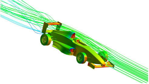 2016 Fall Directed Learning Webinar Series –  External Aerodynamic Studies with Altair Virtual Wind Tunnel
