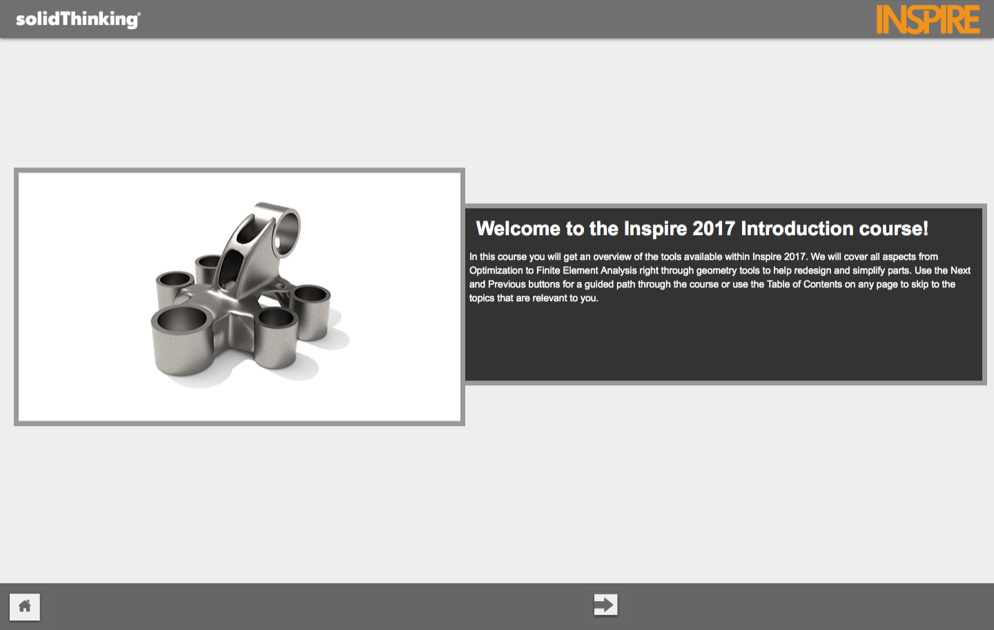 Inspire 2017 Introduction
