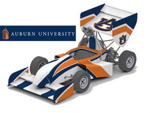 Auburn大学のフォーミュラSAE車両最適化