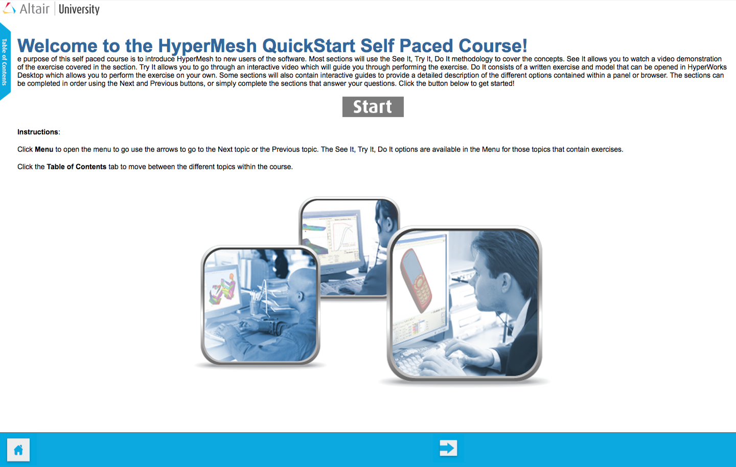 HyperMesh Quickstart 2017