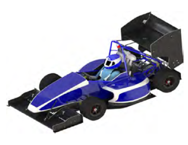University of Brescia Applies HyperWorks to Optimize the Design of Suspension Components for a SAE Formula Student Racecar