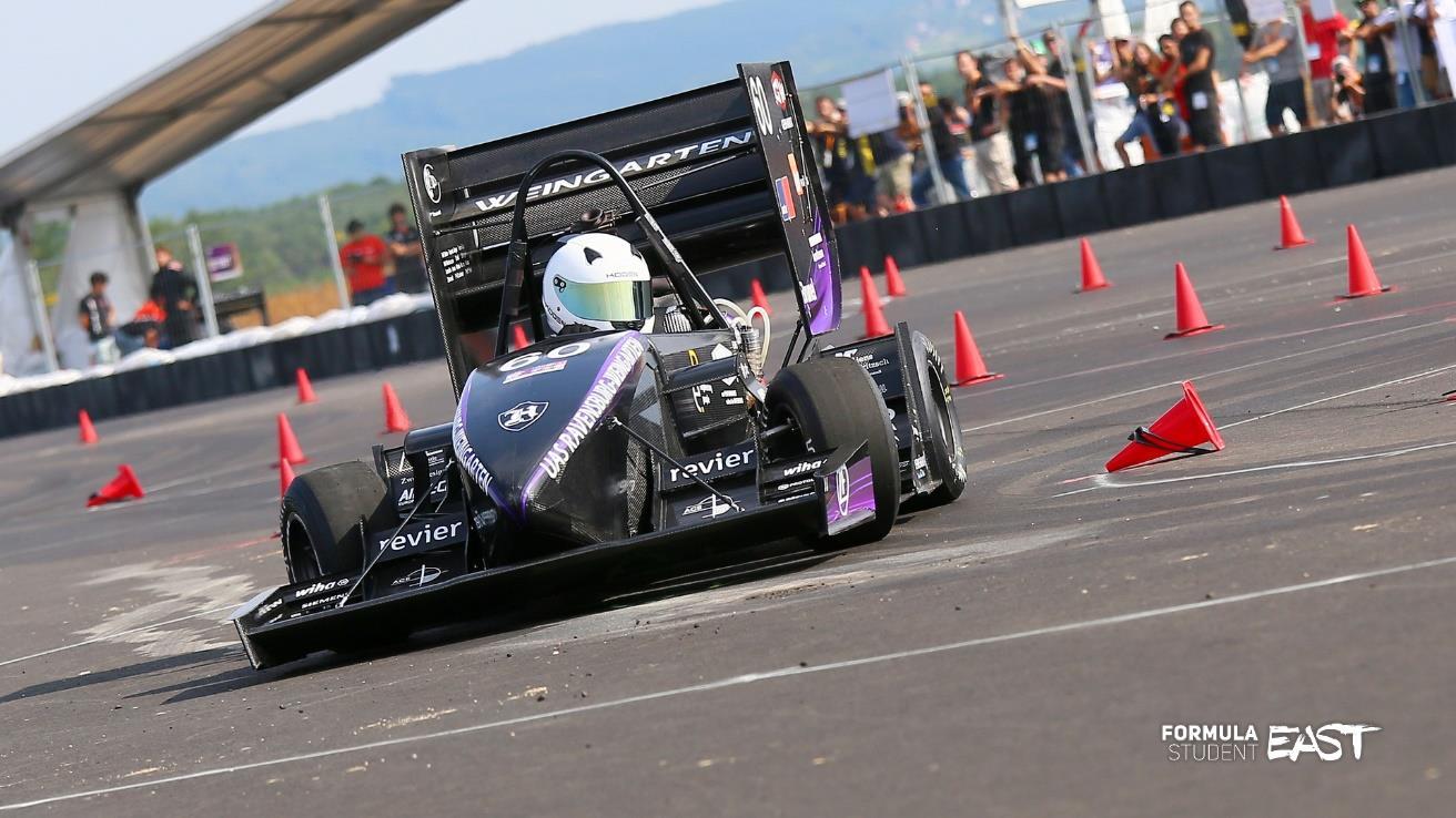 Topology Optimization of Uprights – Formula Student team Weingarten