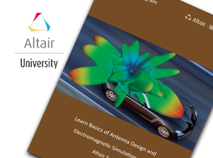 FREE eBook: Learn Basics of Electromagnetic Simulation with Altair Feko