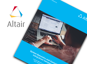FREE e-Book for System Dynamics and Controls Using Altair Compose