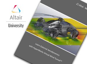 FREE eBook: Learn External Aerodynamics with Virtual Wind Tunnel