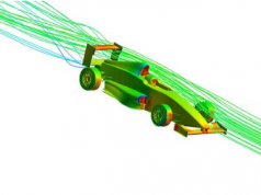 CFD空力解析