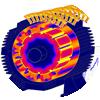 FluxMotor電機モータ設計