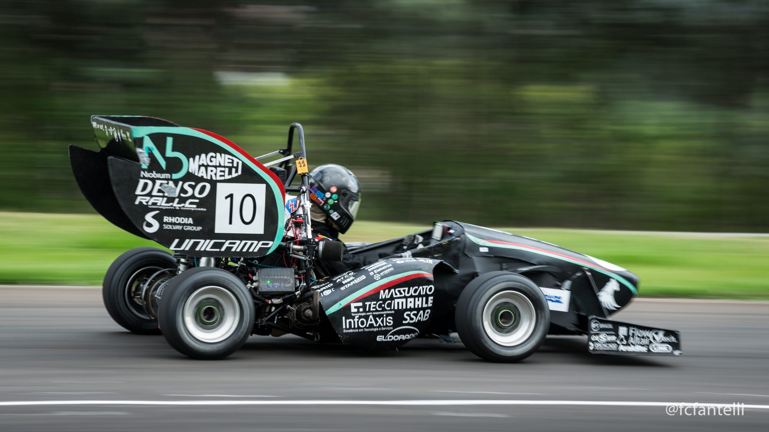 Brazilian Champions FSAE Unicamp Design the Ultimate Car with Altair Software