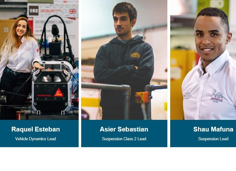 2020 Virtual Altair Student Workshop – Design of a Formula Student Race car: Optimizing major  Suspension Components with Altair HyperWorks