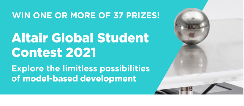 Overall global winner can earn up to…  $2,500 USD