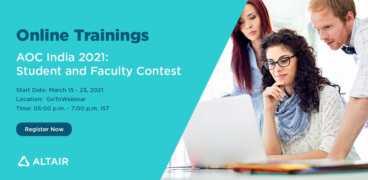 AOC india Online trainings recording