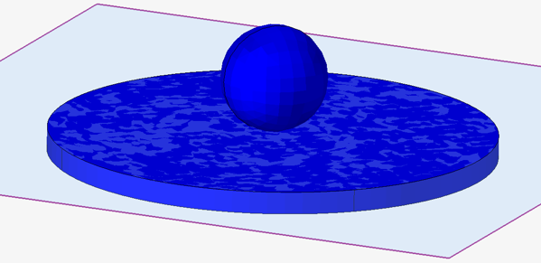 Transient Structural Impact Simulation Using Altair SimLab