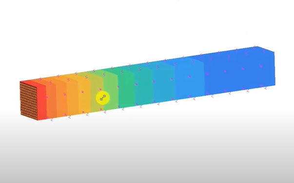 Thermal Analysis with Altair SimSolid